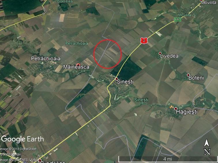 Lands for sale: Petrachioaia, Ilfov