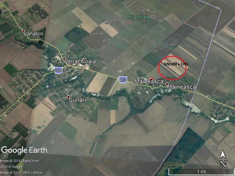 Land for sale: 32.487 sqm – Petrachioaia, Ilfov